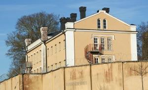 Fängelset, Visby. Foto: Linda Dahlström