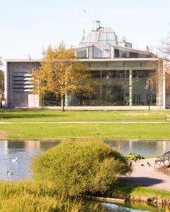 Almedalsbiblioteket. Foto: Linda Dahlström
