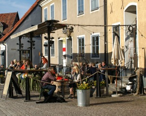 Restaurang Bolaget. Foto: Linda Dahlström