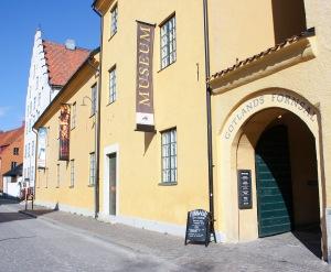 Fornsalen. Foto: Linda Dahlström