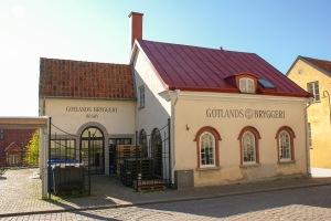 Gotlands Bryggeri. Foto: Linda Dahlström