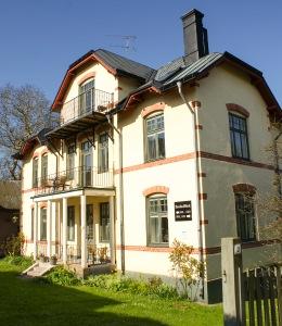 Hotell Breda Blick. Foto: Linda Dahlström