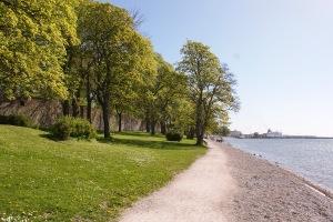 Strandpromenaden. Foto: Linda Dahlström
