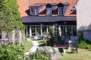 S:t Hans café och orangeri. Foto: Linda Dahlström