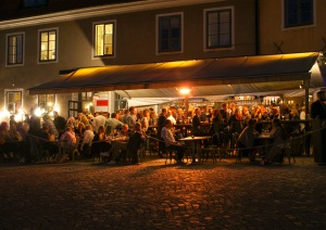 Restaurang Bolaget, Stora torget. Foto: Linda Dahlström