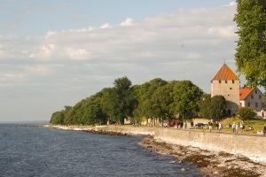 Kruttornet, Strandpromenaden. Foto: Linda Dahlström