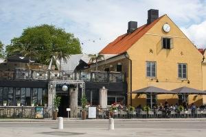 Terrassen. Foto: Linda Dahlström