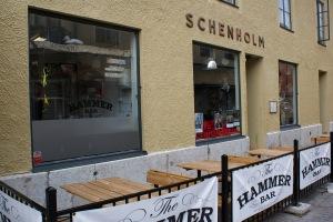 The Hammer Bar. Foto: Linda Dahlström