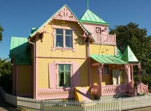 Villa Villekulla. Foto: Linda Dahlström