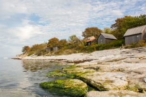 Ygne fiskeläge. Foto: Linda Dahlström