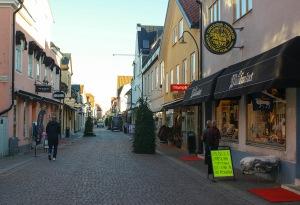 Adelsgatan. Foto: Linda Dahlström